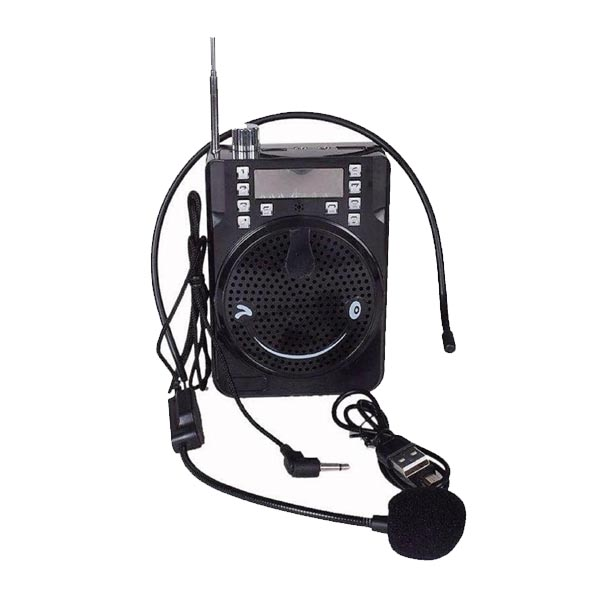 Bluetooth Speaker MIC or Microphone FM Radio MP3 Player with Rechargeable