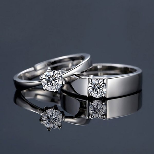 Special China Couple Ring