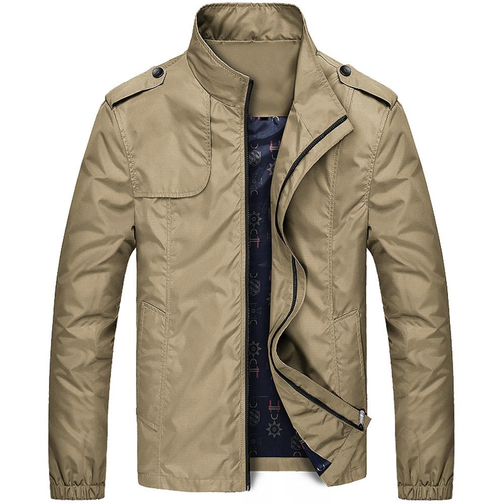 New winter collection jacket