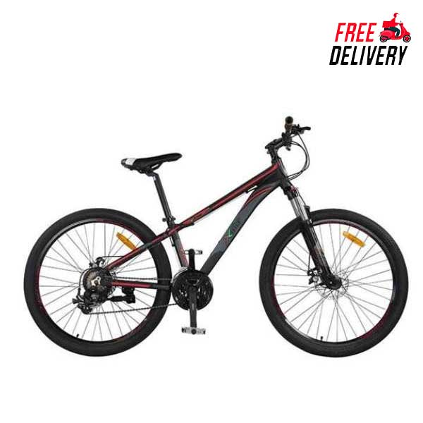 Duranta Bicycle Alloy 21-Spd Xavier R-1902 26 Red 847302
