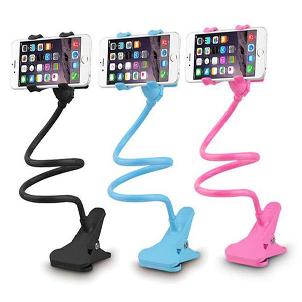 Flexible Mobile Phone Holder Stand Clip