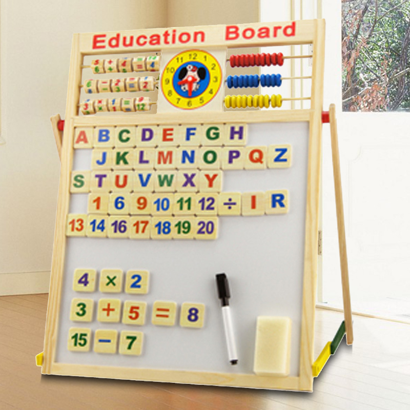 Baby Teaching Learning Aid Baby Toys Gifts Education Board