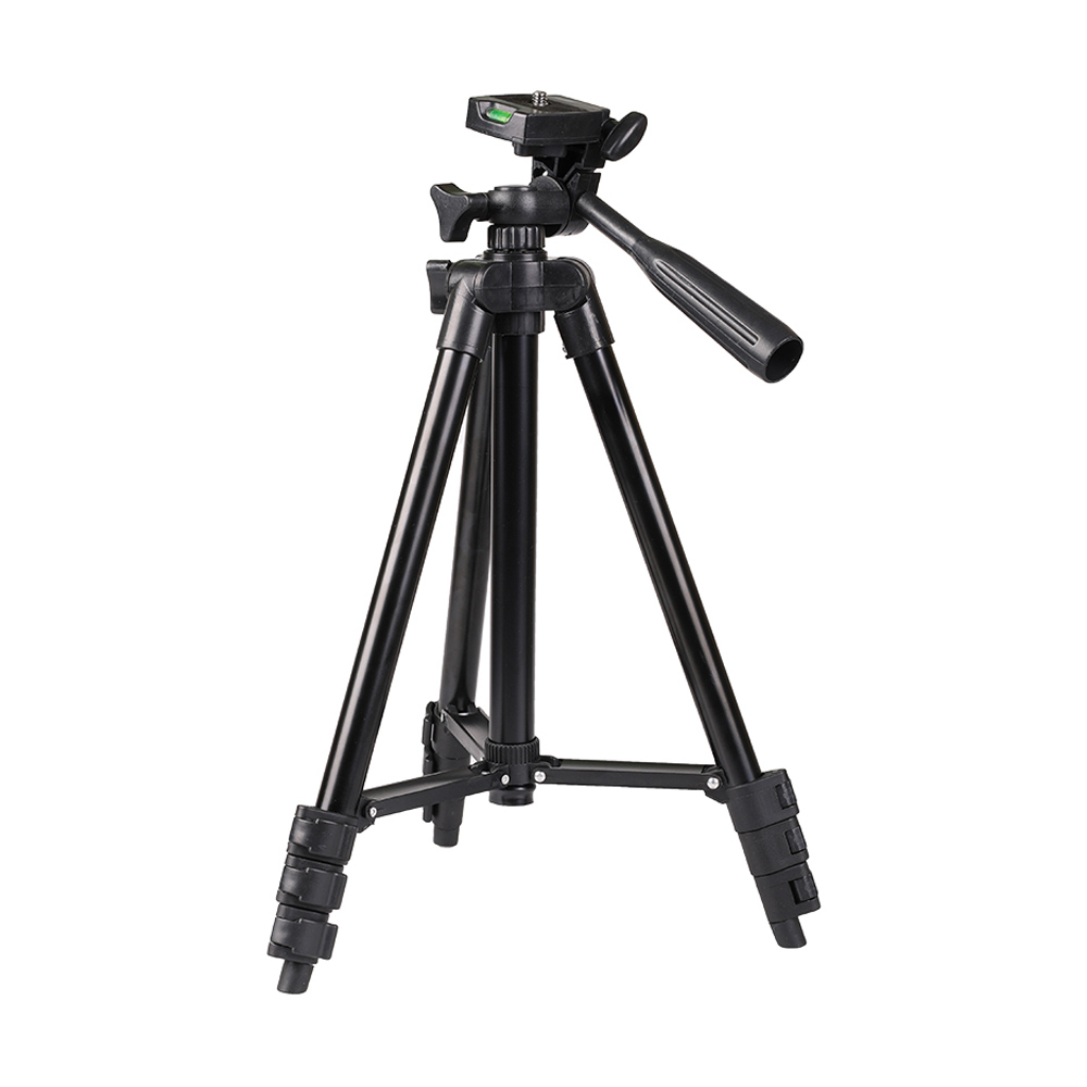 Tripod 3120 Camera Stand with Phone Holder Clip