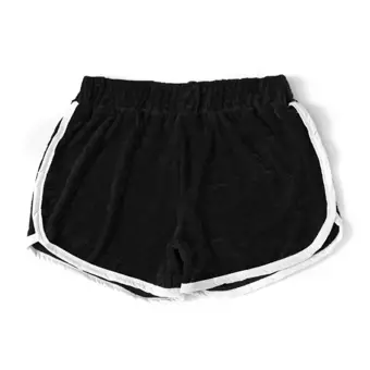 Women's Sexy Hot Casual Short Pants Solid Color