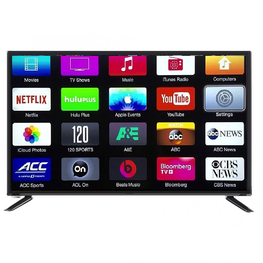 Android Smart TV 2 GB RAM -16GB ROM ( LED TV+ Android tv box) Wall Mount Free