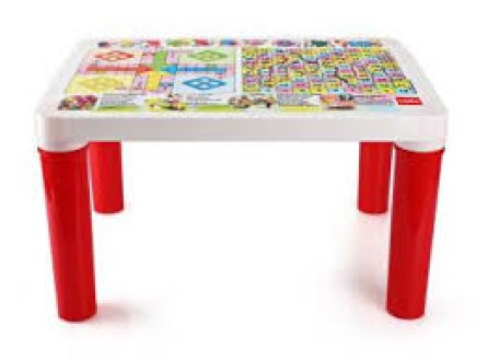 Scholar Junior Study/Play Table for Kids from