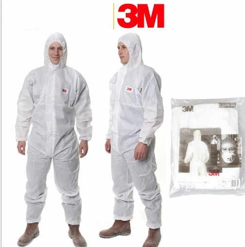3M PPE Gown (Model 4510)