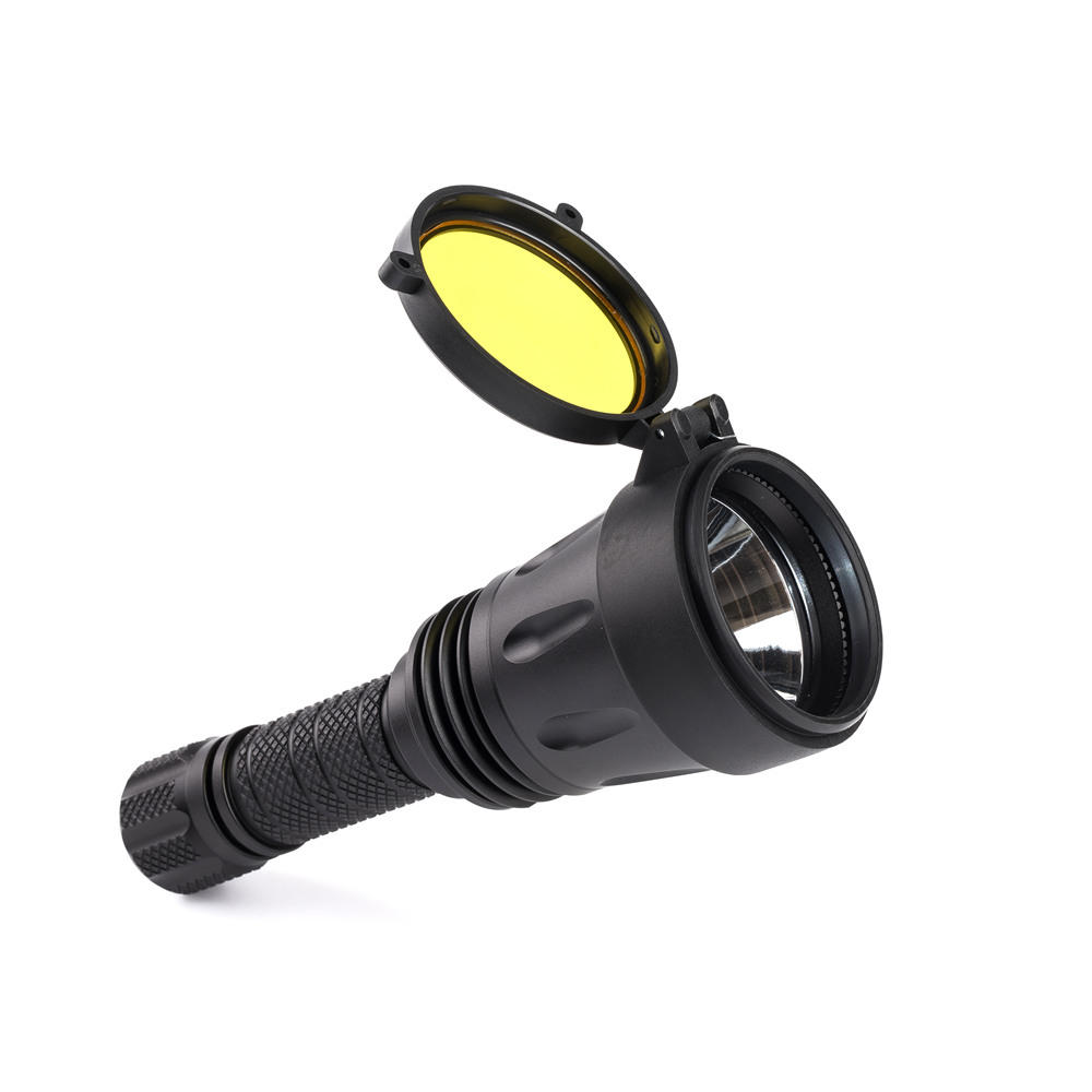 X-LED 3Modes USB Rechargeable Tactical Flashlight