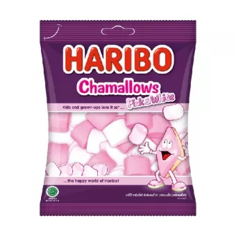 Chamallows Pink and White Candy - 70gm