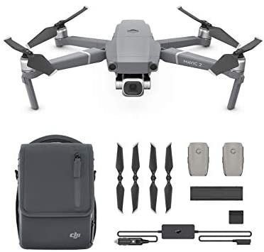 DJI Mavic 2 PRO Drone Quadcopter with Fly More Kit Combo Bundle