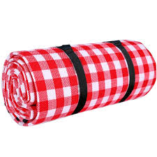 Delicate product Outdoor 200 x 200 cm Picnic Blanket Mat Waterproof Picnic Mat Crawling Mats for Beach Spring Outing Home