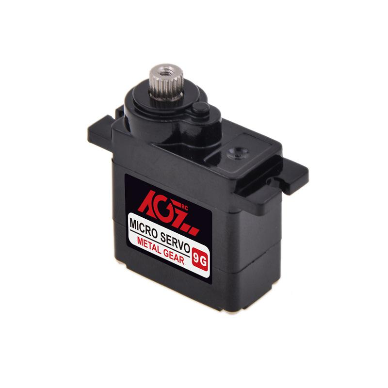 Micro Plastic Gear Analog Servo For RC Helicopter Airplane Robot