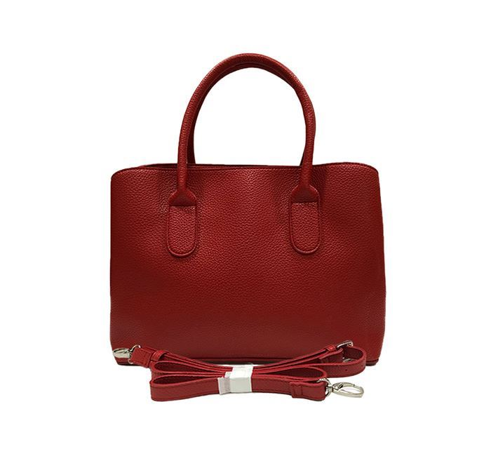 Fashionable Leather Hand Bag for Ladies RB-105