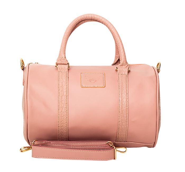 HIgh Quality Leather Duffle Bag for Ladies