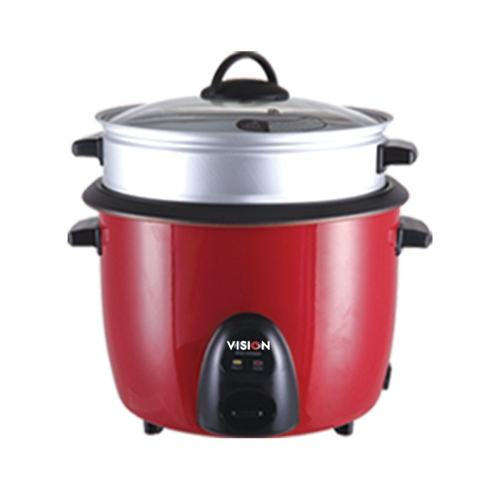 VISION 2.2 Liter Open Type Rice Cooker