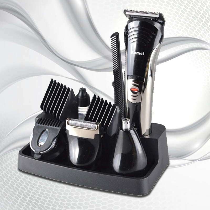 Kemei 7 in 1 Shaver & Trimmer- KM590A
