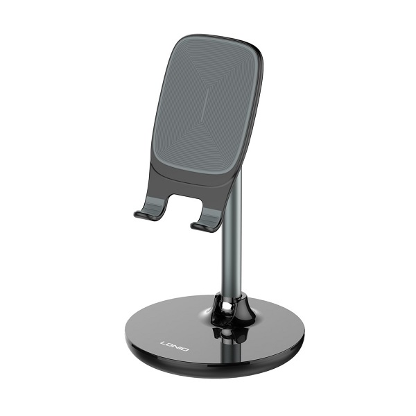LDNIO Portable Adjustable Height Mobile Phone Mount Stand