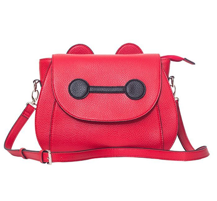 Leather Sling Bag for Ladies RB-314 RE