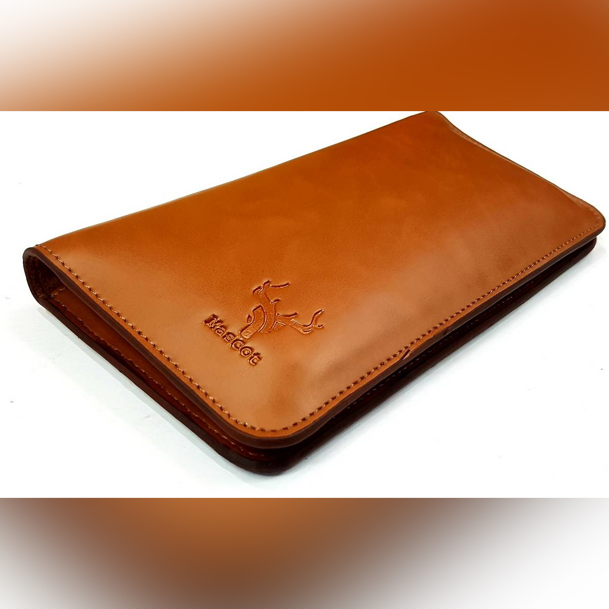 Long Wallet PU purse with mobile cover men & female