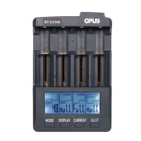LCD Display Smart Intelligent Universal Battery Charger