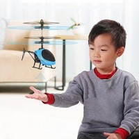Rechargeable Hand Induction Helicopter