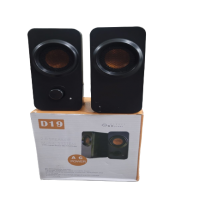 AC Mini Speaker-D19 For Mobile, Computer and Laptop