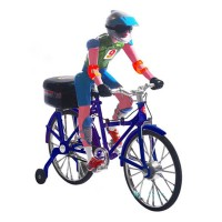 Bicycle Compition Toy
