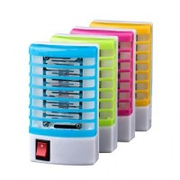 Electron Go Out Mosquito Small Multicolor Night Lamp