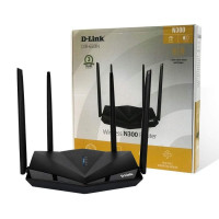 D Link DIR-650IN Wireless N300 Router, high-performance router