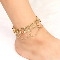Exclusive China- Anklet (Golden Color)