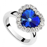 Exclusive Titanic Heart shape Ring