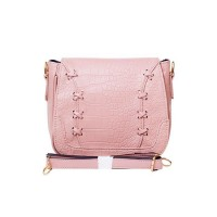 Leather Sling Bag for Ladies RB-306-02 PIN