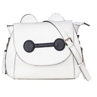 Leather Sling Bag for Ladies RB 314 WHITE
