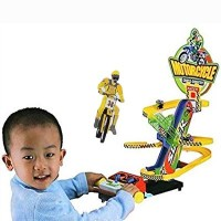 Nuttiness Motorcycle Toy