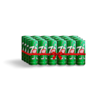 Pack of 24 Pcs 7 Up - 250 ml Can