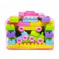 Play and Learn Educational Building/Train Blocks Lego Set For Kids