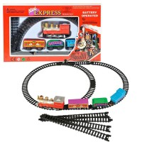 Train With Bridge & other accessories Toy For Baby
