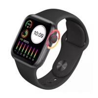 U78 PLUS SMARTWATCH SERIES 5 WITH ROTARY BUTTON CONTROL
