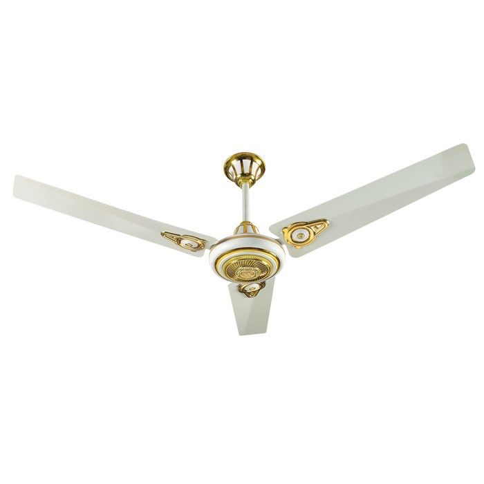 """VISION Royal Ceiling Fan 56"""" Ivory"""